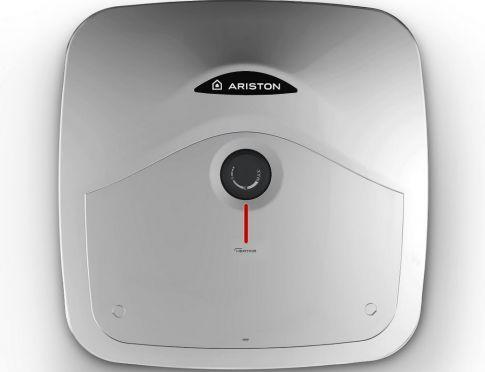 Elektryczny pojemnościowy nadumywalkowy podgrzewacz wody Andris R 10L