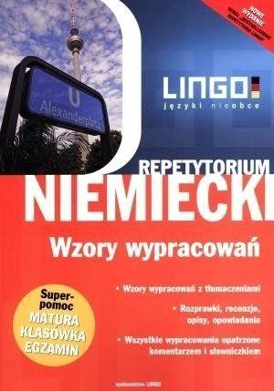 Niemiecki Wzory wypracowań Repetytorium - Beata Czerwiakowska