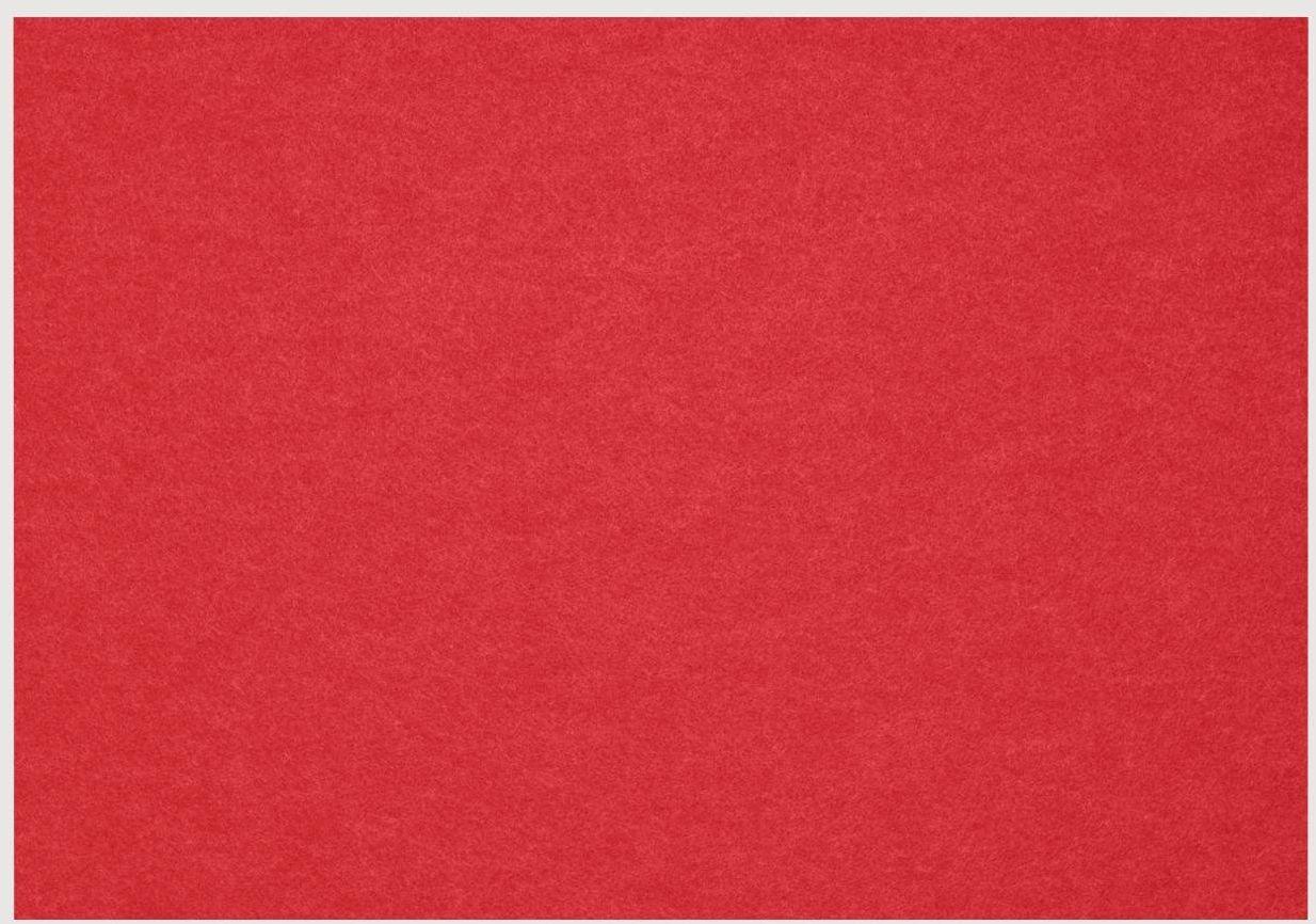 DAFF fiberixx zestaw stołowy, tworzywo sztuczne, czerwony, 42 cm