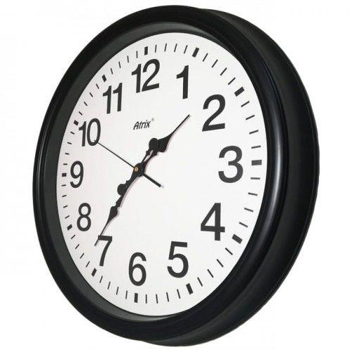 Zegar gigant sterowany radiowo cichy 50cm #1