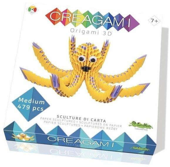 Creagami: Ośmiornica CUBE