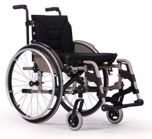 Wózek inwalidzki aluminiowy V300 active