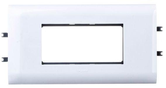 KARO Regulator temperatury /czujnik napowietrzny/ srebrny perłowy RTP-1SN/m/43