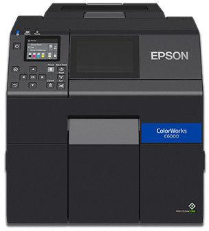 Drukarka etykiet kolorowych ColorWorks CW-C6000 - CW-C6000P