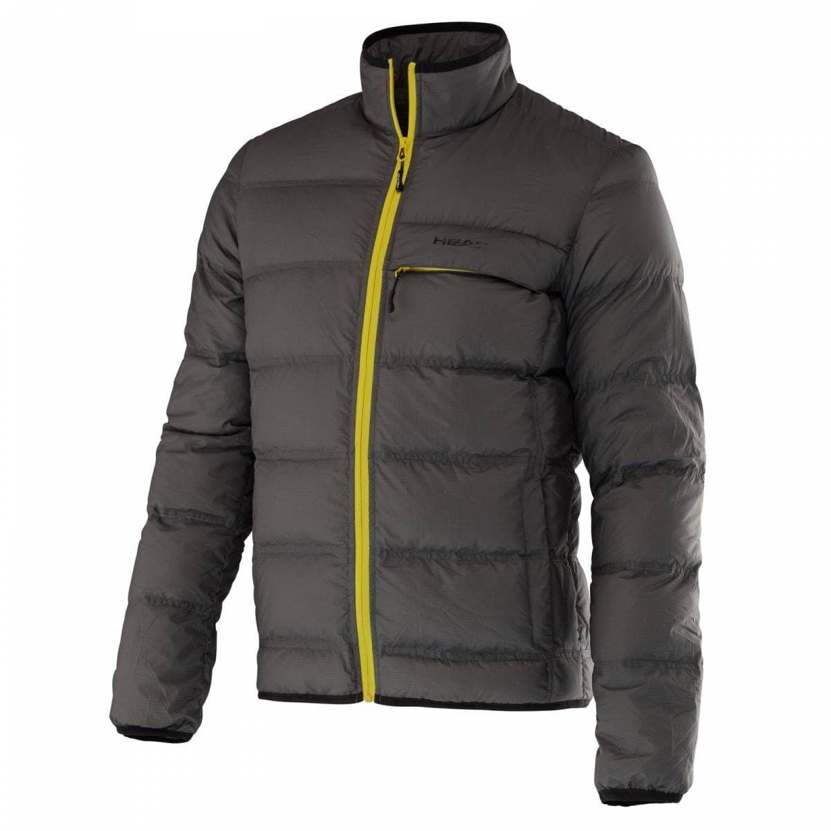 Head Light Insulation Jacket M - anthracite