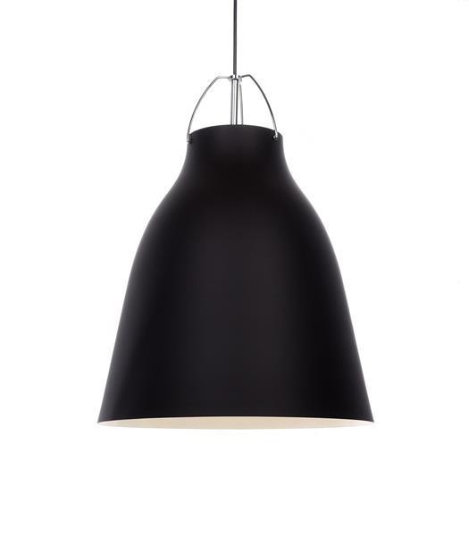 Lumina Deco Rayo nowoczesna czarna lampa wisząca
