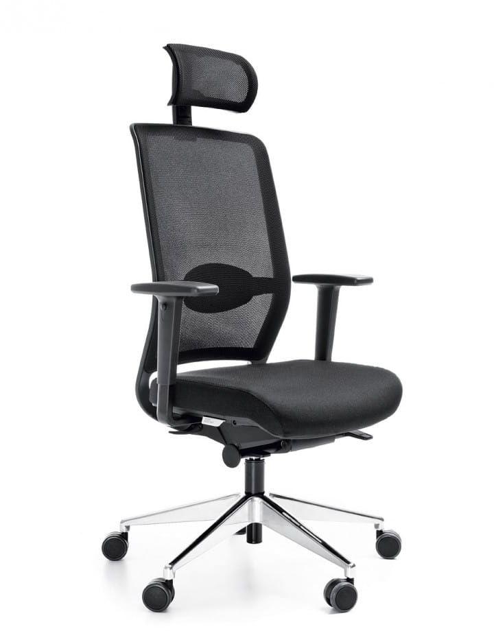 Fotel obrotowy Veris Net 110SFL Profim