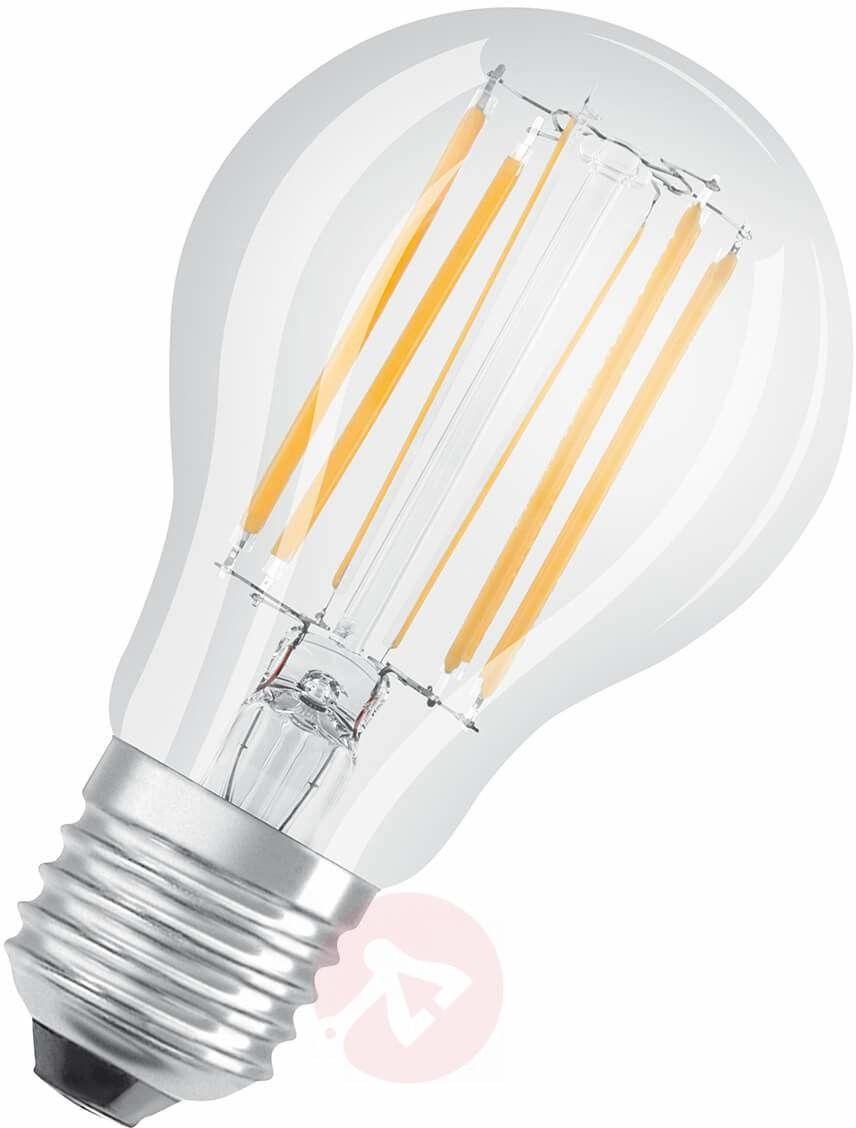 Żarówka LED Osram A75 E27 8,5 W 1055 lm przezroczysta barwa ciepła DIM