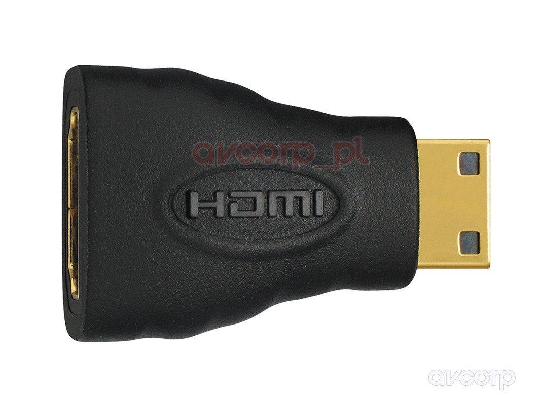 Wireworld HDMI Female to MINI HDMI Male