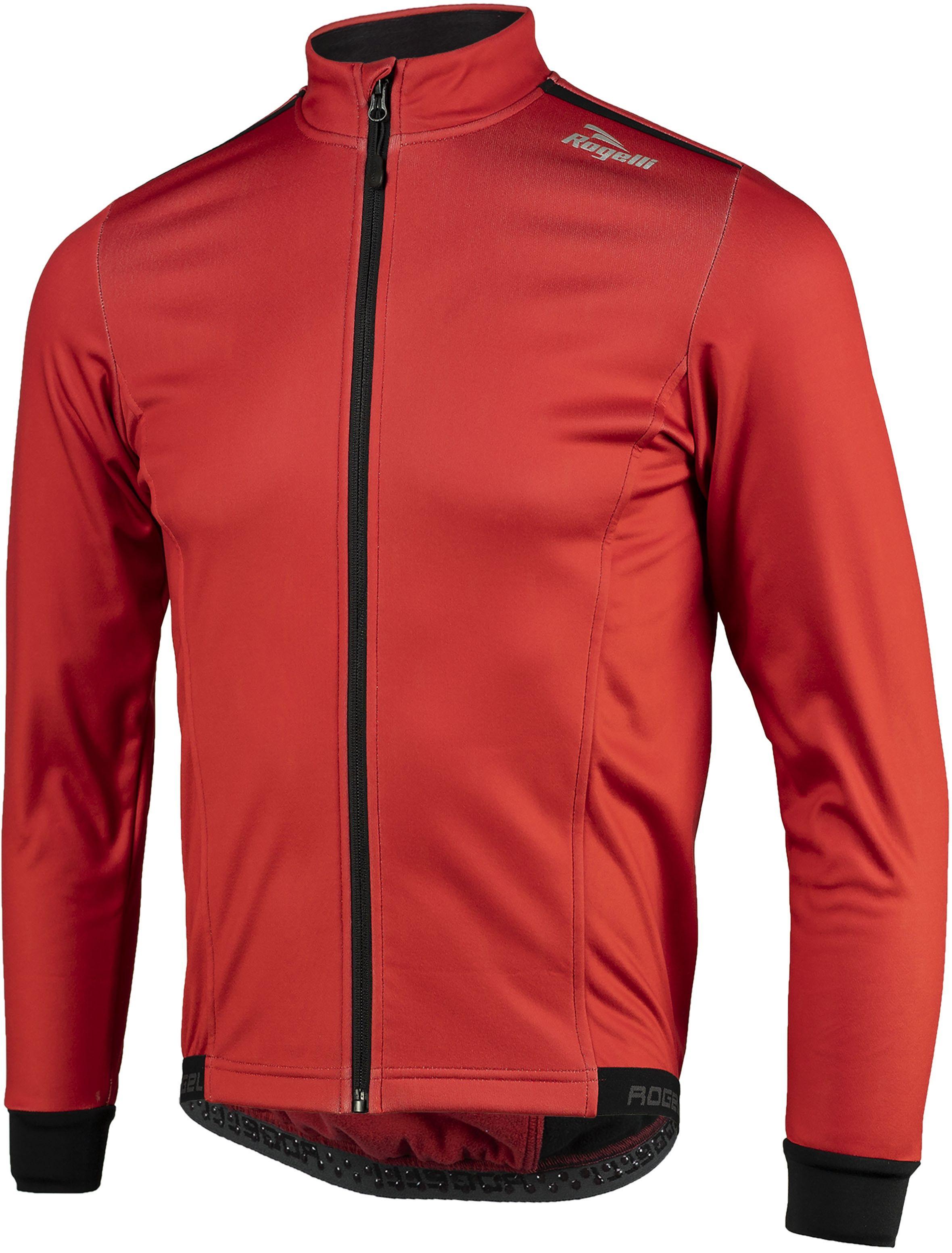 ROGELLI PESARO 2.0 zimowa kurtka rowerowa, czerwona Rozmiar: M,pes2-red