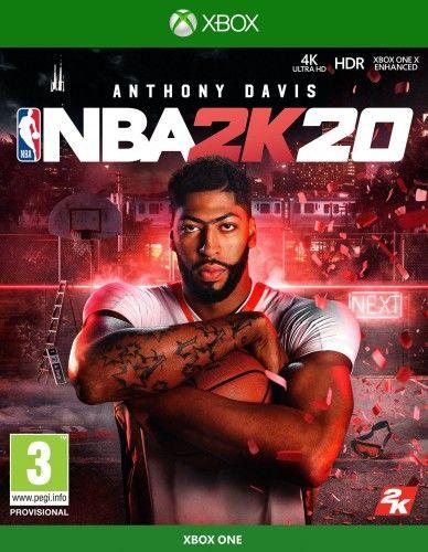 NBA 2k20 Xone Używana