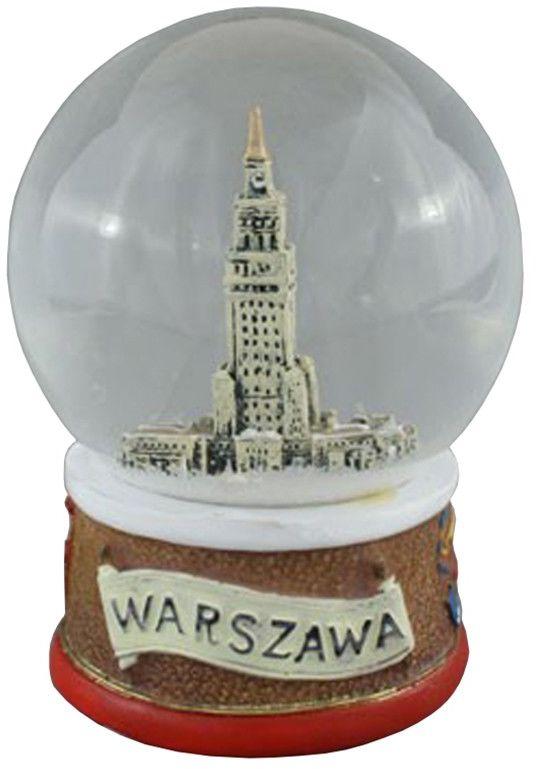 Kula śniegowa 80 mm - Warszawa Pałac Kultury