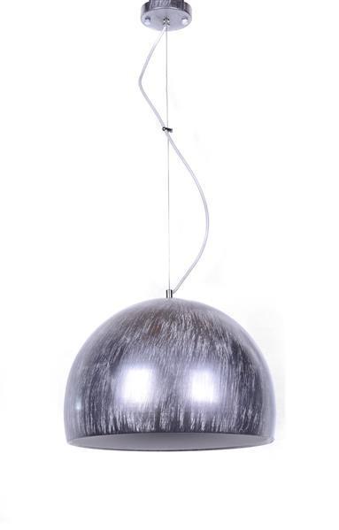 Lumina Deco Brio srebrna lampa wisząca
