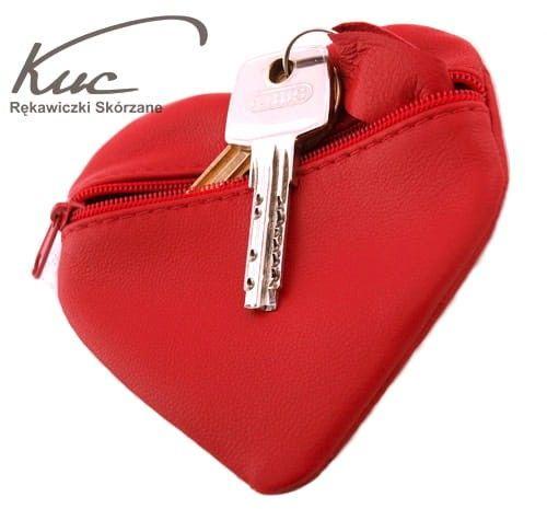 Oryginalne etui na klucze - Serce - świetny prezent