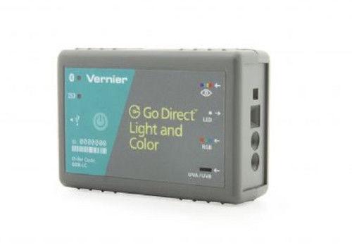 Bezprzewodowy czujnik swiatła i koloru GDX-LC