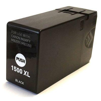 Tusz Zamiennik PGI-1500 BK do Canon (9182B001) (Czarny) - DARMOWA DOSTAWA w 24h