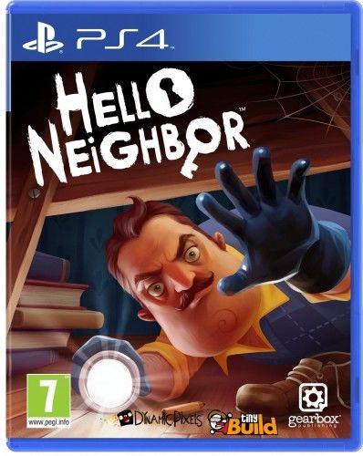 Hello Neighbor PS 4