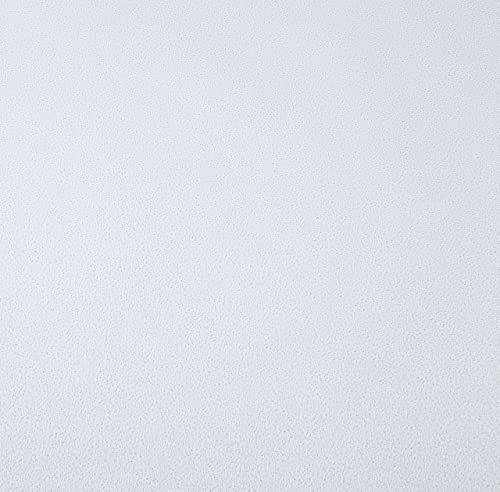 Venilia 54330 folia okienna statyczna mleczna folia maskująca, folia do kabiny prysznicowej, folia dekoracyjna, przezroczysta, 45 cm x 1,5 m, 200 m (grubość: 0,2 mm), Venilia 54330