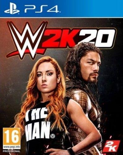 WWE 2k20 PS4 Używana
