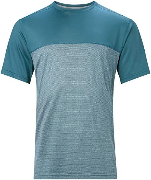 Berghaus Damska koszulka z krótkim rękawem Voyager Base Layer Szary Smoke Signal M