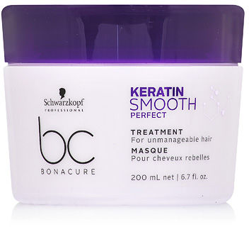 Schwarzkopf BC Keratin Smooth Perfect Keratynowa maska wygładzająca 200 ml