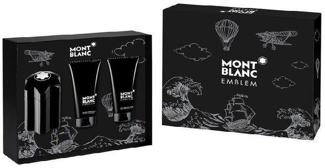 Montblanc Legend Spirit zestaw upominkowy VII. dla mężczyzn