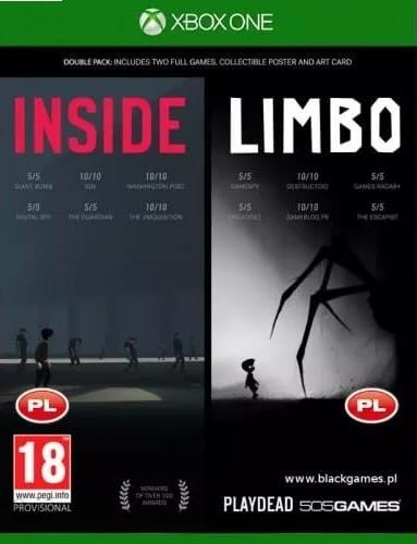 Inside + Limbo XOne