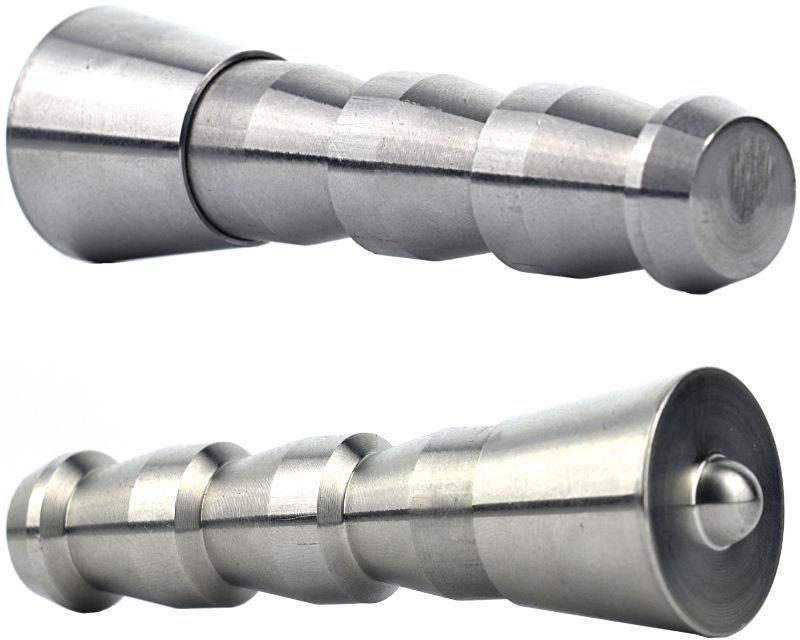 Reper ze stali nierdzewnej 100x30mm PL30