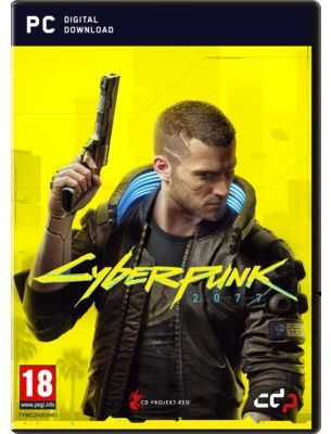 Gra PC Cyberpunk 2077 + Steelbook