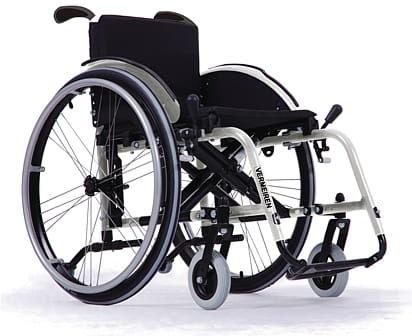 Wózek inwalidzki aluminiowy Escape L