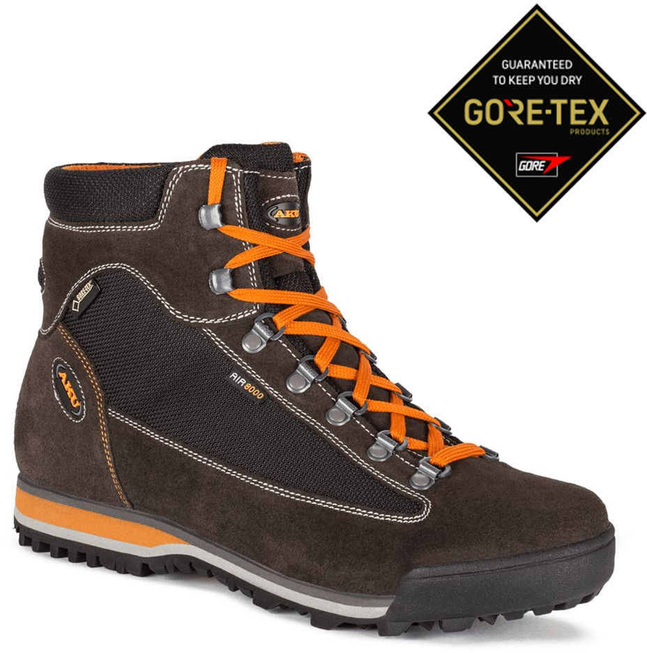 Buty trekkingowe AKU SLOPE MICRO GTX black/orange