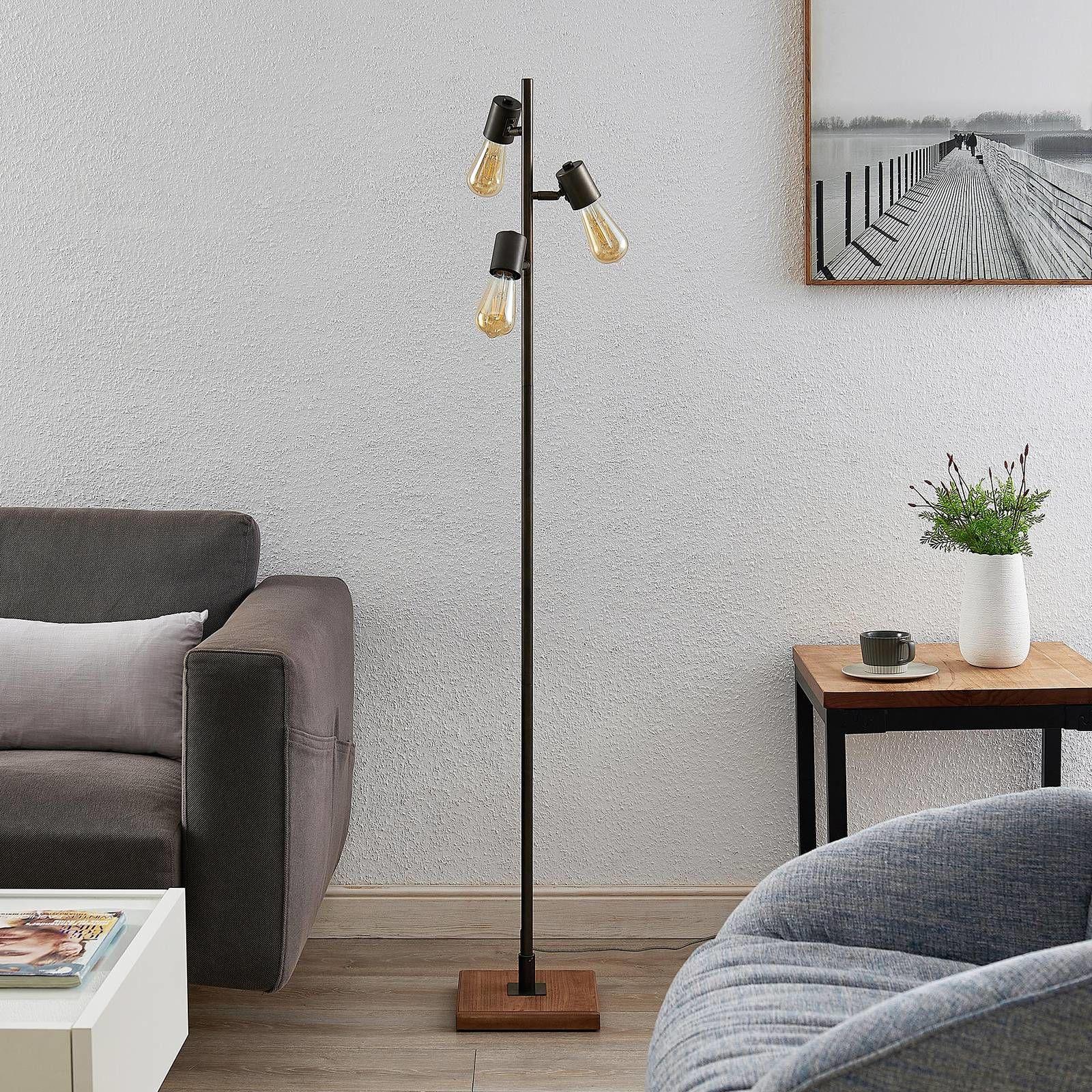 Lindby Nilaska lampa podłogowa
