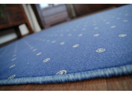 DYWAN - WYKŁADZINA CHIC 178 niebieski 100x150 cm