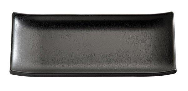 Półmisek prostokątny z melaminy 225x95mm różne kolory