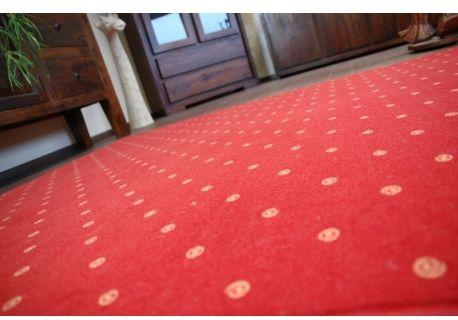 DYWAN - WYKŁADZINA CHIC 110 czerwień 100x150 cm