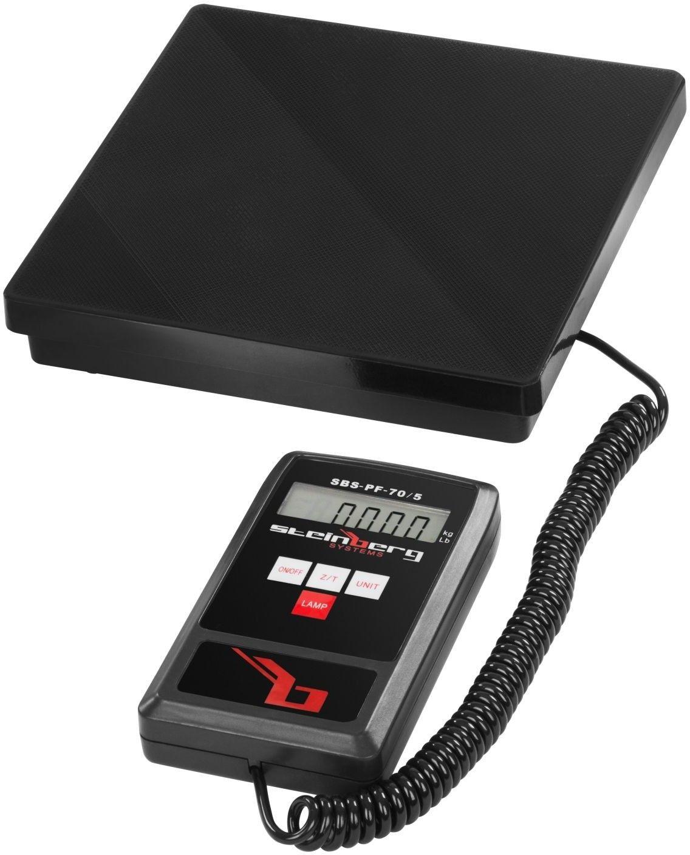 Waga paczkowa - 70 kg / 5 g - Steinberg Systems - SBS-PF-70/5 - 3 lata gwarancji/wysyłka w 24h