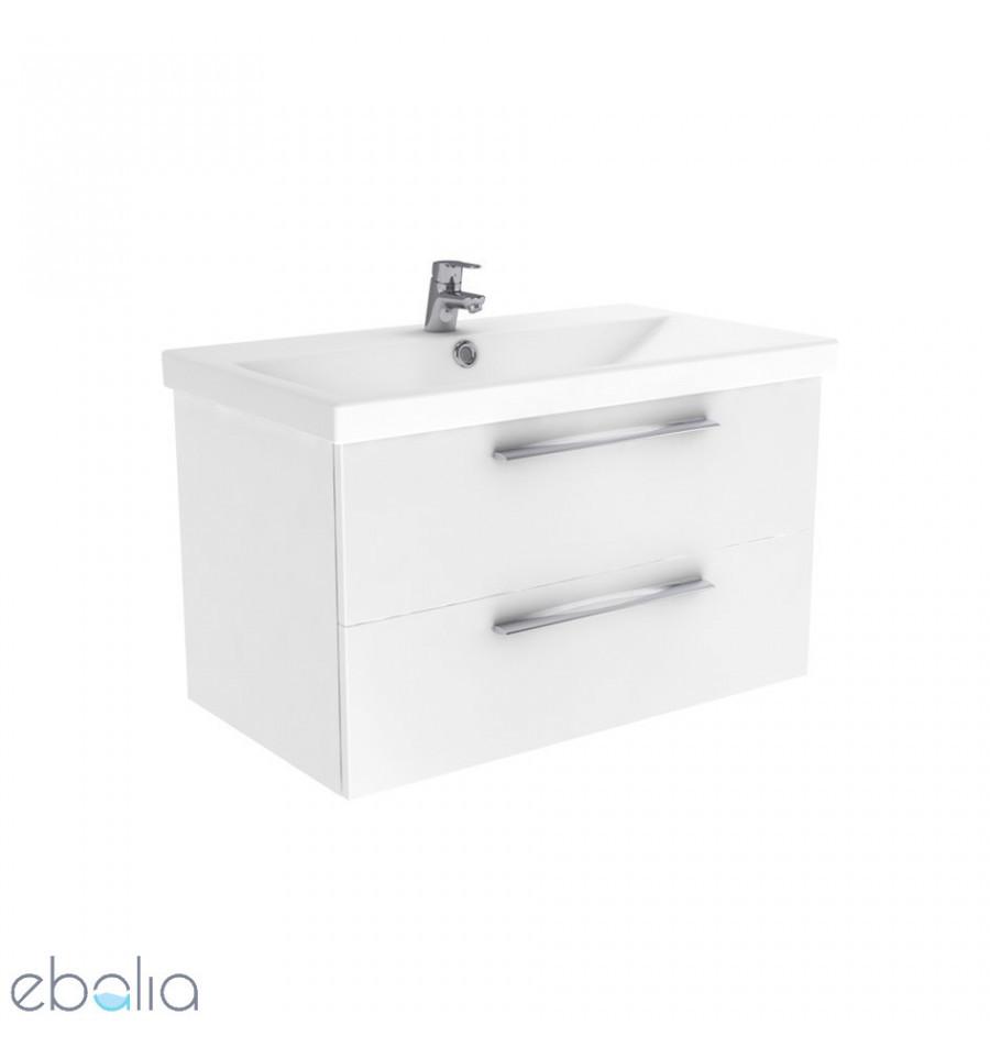 Szafka z umywalką 90 Notti New Trendy (ML-8086 + U-0091)