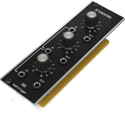 Behringer 995 ATTENUATORS Syntezator modularny