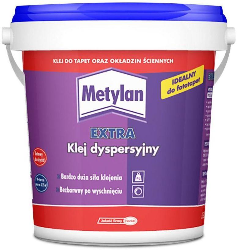 Klej do tapet dyspresyjny Metylan Extra 750 g