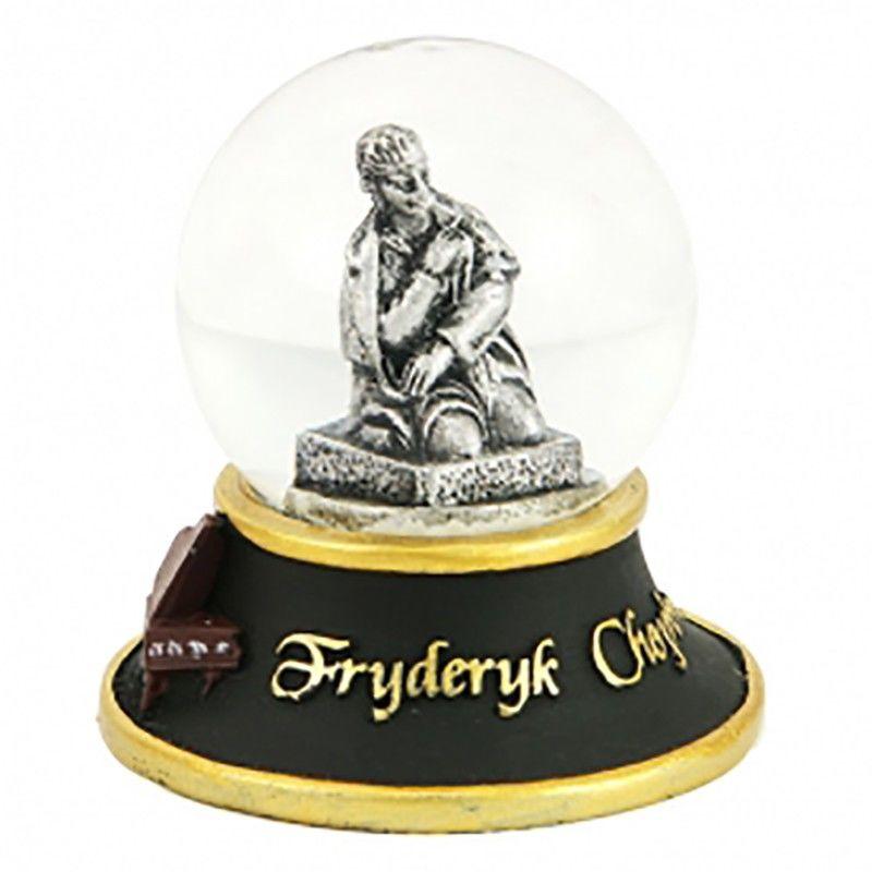Kula śniegowa 45 mm - Fryderyk Chopin