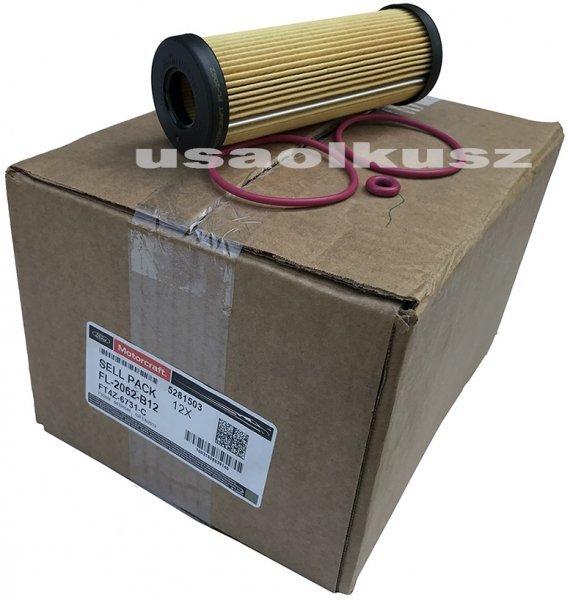 Filtr oleju silnika MOTORCRAFT FL2062 Lincoln MKX 2,7 V6 2016-