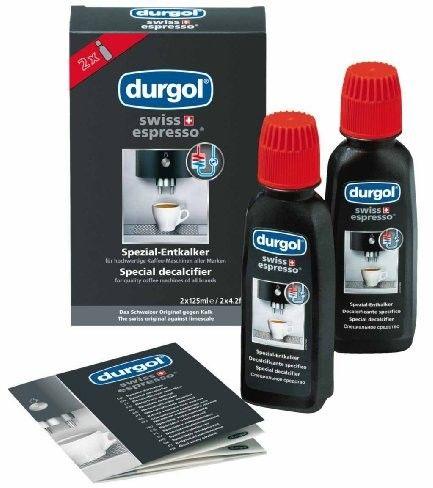 Durgol NESCAFÉ DOLCE GUSTO Odkamieniacz do ekspresów do kawy 2x125 ml