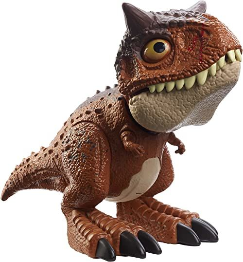 Mattel - Jurassic World Chompin'' Carnotaurus