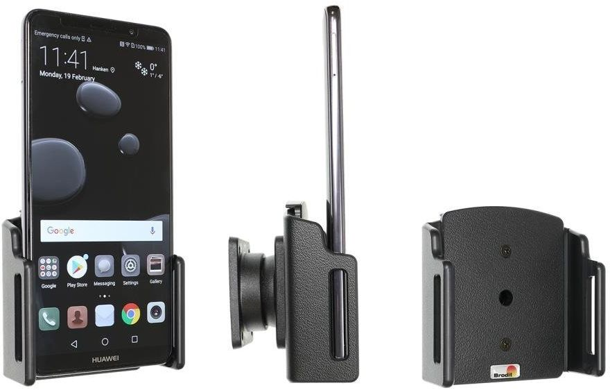 Uchwyt uniwersalny regulowany do OnePlus 7 bez futerału oraz w futerale lub etui o wymiarach: 70-83 mm (szer.), 2-10 mm (grubość)