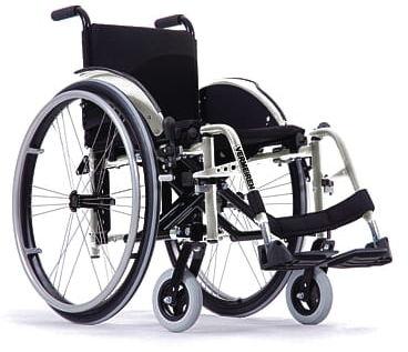 Wózek inwalidzki aluminiowy Escape AV