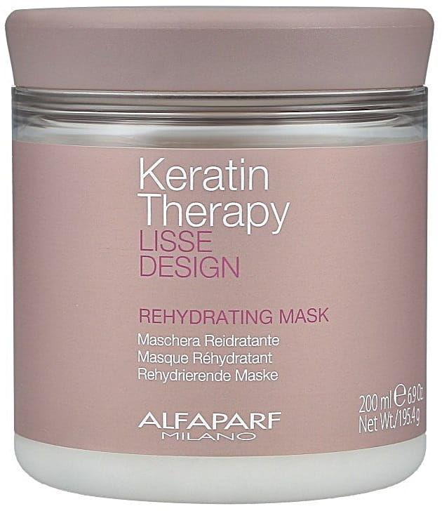 Alfaparf Lisse Design Keratin Therapy maska 200ml