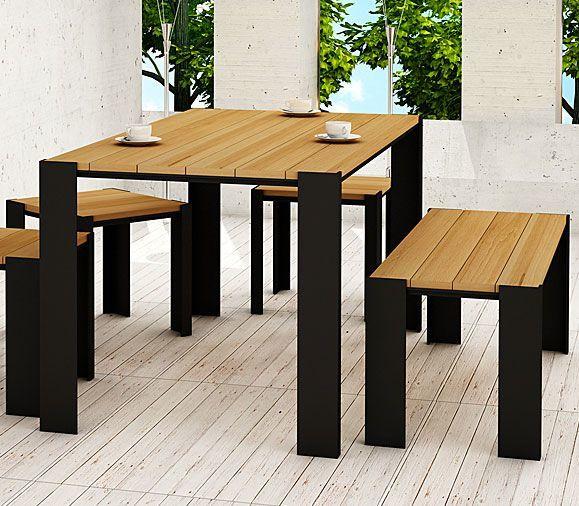 Stół ogrodowy 180 cm Redis- 24 kolory