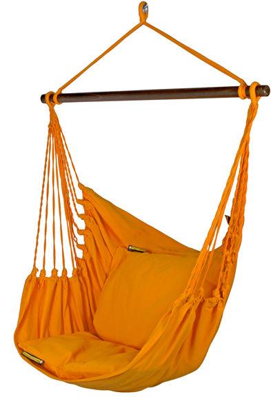 Fotel hamakowy, Bird of Paradise Orange HC10