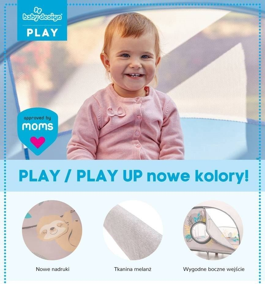 Baby Design Play kojec 2020/07