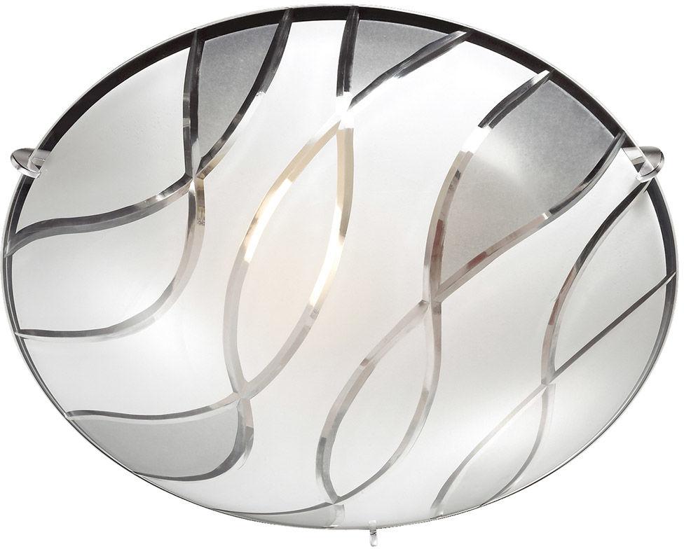Italux plafon lampa sufitowa Naomi C29367YK-2 szklana 30 cm